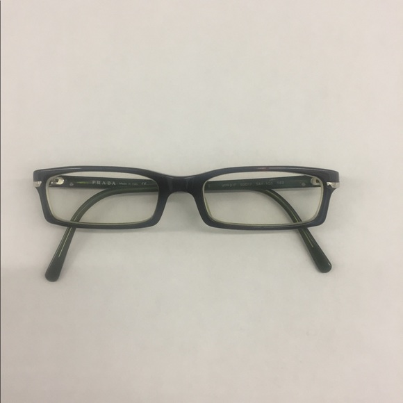 16cfc075ca0 Prada glasses made in Italy Unisex vpr 01f model. M 5ac3ebd73800c5f199b53e04